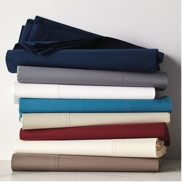 The Company Store Legends Hotel Supima Cotton Percale Sheet Set
