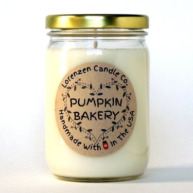 Lorenzen Candle Co Pumpkin Bakery Soy Candle