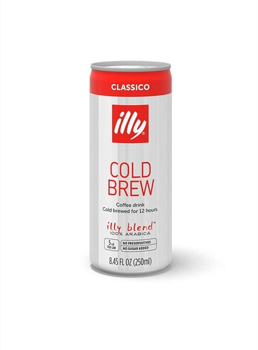 illy Ready To Drink Coffee CLASSICO Cold Brew