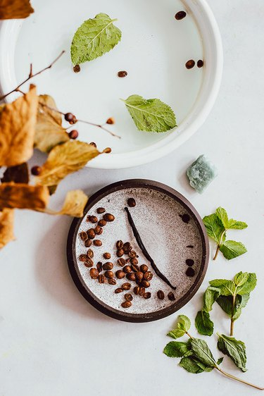 Peppermint mocha pot simmer recipe