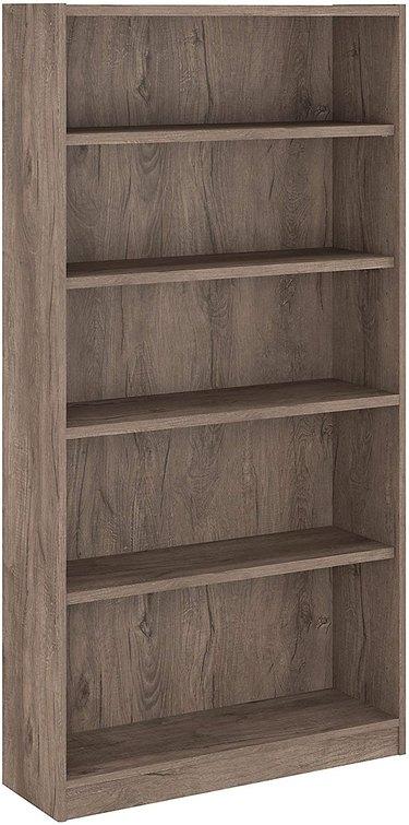 Bush Furniture Universal 5-Shelf Bookcase
