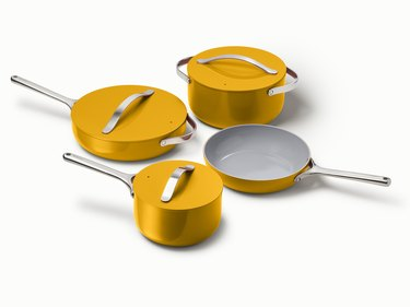 Cookware Set in Marigold