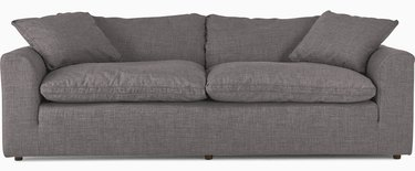gray modern eco-friendly couch from Joybird