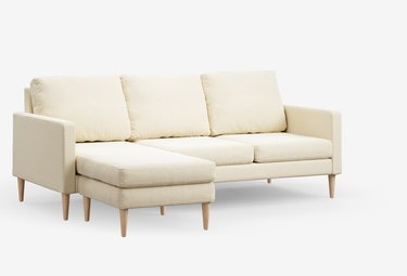 modern eco-friendly couch from Campaign