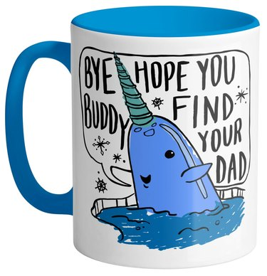 ELF Movie Mug