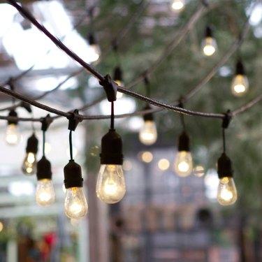 Terrain Commercial String Lights