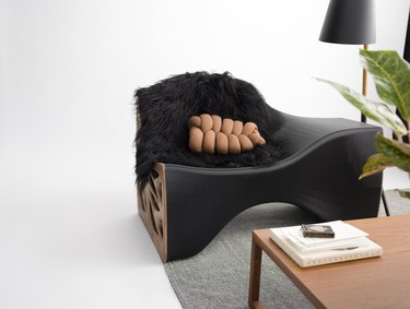 3d printed chaise