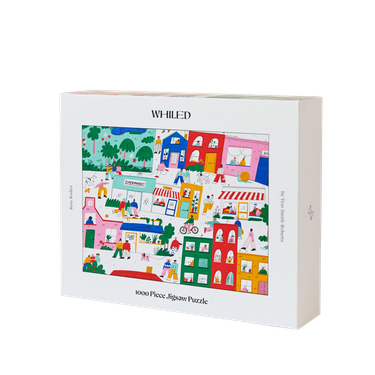 Busy Bodies by Tess Smith-Roberts puzzle