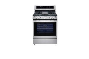 stove brand LG stove