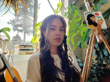 Being Home: A Digital Artist Goes Analog in the Pacific Northwest