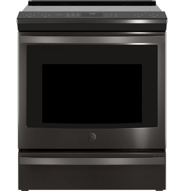 "GE Profile™ 30"" Smart Slide-In Front-Control Induction and Convection Range, $2,809 eco-friendly stove oven"