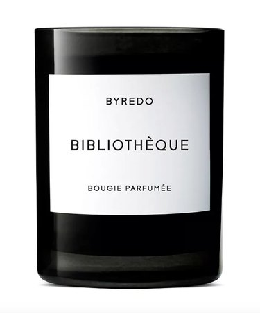 Byredo Bibliothèque Candle, $85