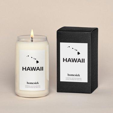 Homesick Hawaii Candle, $34