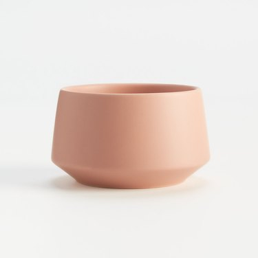 100 percent ceramic cookware in blush