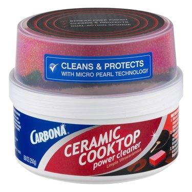 Carbona Ceramic Cooktop Power Cleaner Ceramic Stovetop Cleaners