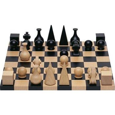 Man Ray Chess Board, $250