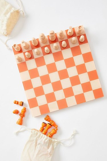 Printworks for Anthropologie Chess Game, $58
