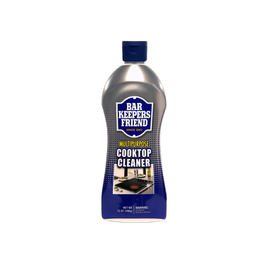 Bar Keepers Friend Multipurpose Cooktop Cleaner Ceramic Stovetop Cleaners