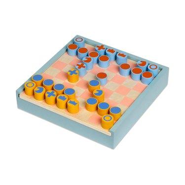 Panisa Khunprasert 2-in-1 Chess/Checkers Set, $55