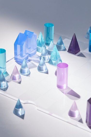 Urban Outfitters Acrylic Chess Set, $169