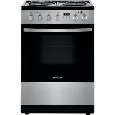 small electric stove by Frigidaire