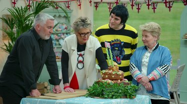 great british bake-off judges