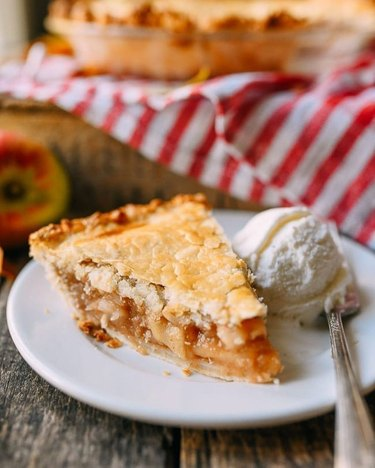 The Woks of Life Flakey Apple Pie