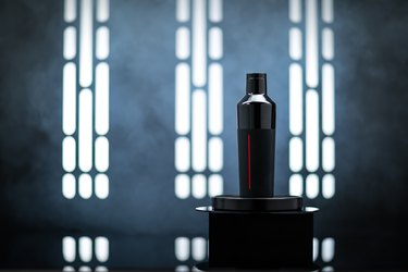 Corkcicle Star Wars Darth Vader black and red drinkware