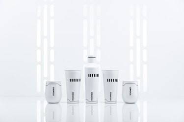 Corkcicle Star Wars white drinkware