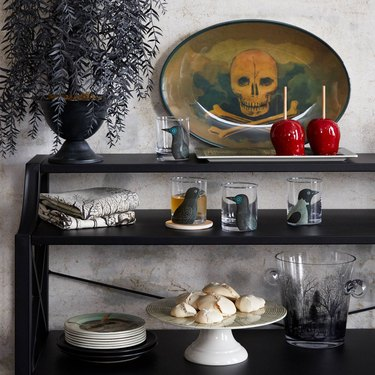Target Threshold Home halloween decor collection with John Derian