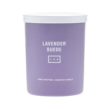 Lab Candles Lavender Suede
