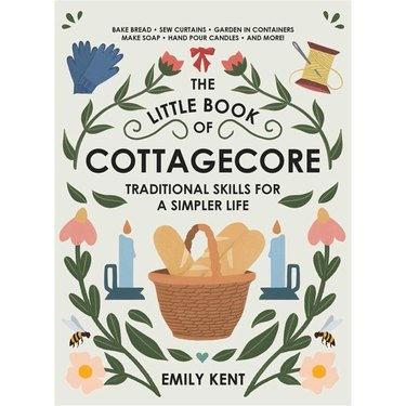 cottagecore holiday gift guide book