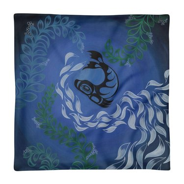 Pillow Case by Crystal Worl featuring plant life