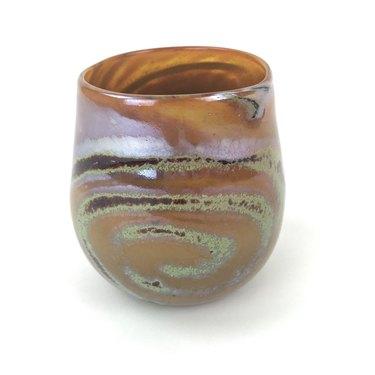 "Petroglyphs Cup by Robert ""Spooner"" Marcus,"