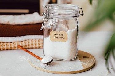 How to make DIY detergent for sensitive skin
