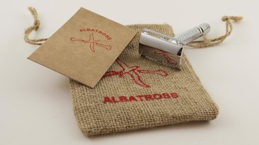 Albatross Flagship 3-Piece Safety Razor
