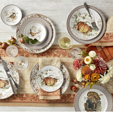 williams sonoma dinner plates