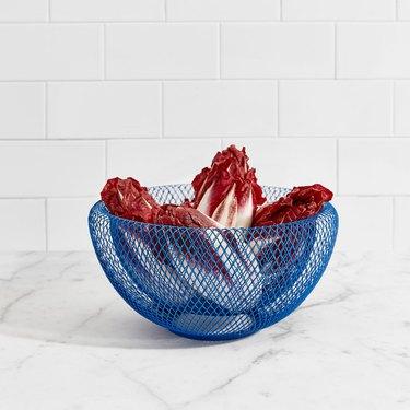 MoMA Design Store Wire Mesh Bowl