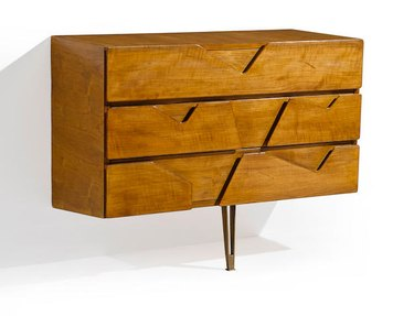Gio Pointi, wall-mounted cabinet, 1953