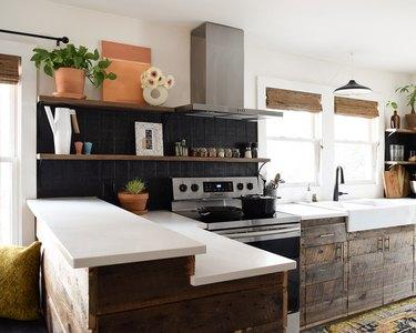 Melanie Gnau kitchen