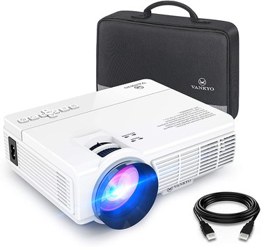 movie lover holiday gift guide projector