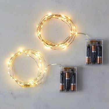 movie lover holiday gift guide LED string lights