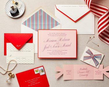 Cheree Berry Paper Mrs. Maisel Stationery