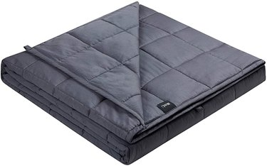 ZonLi Weighted Blanket in grey