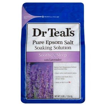 Dr Teal's Pure Epsom Salt with Lavender