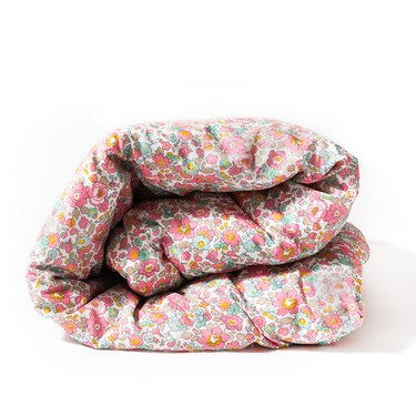 Poppy & Honesty Liberty Print Duvet Set, $338