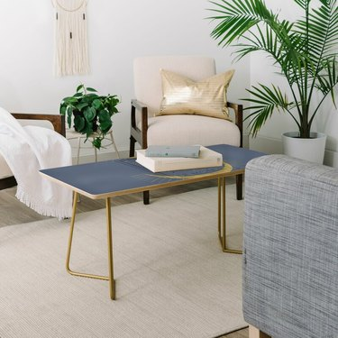World Tarot Coffee Table in contemporary room