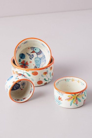 Anthropologie Annevieve Measuring Cups