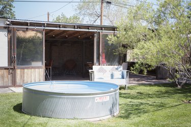 How to Set Up a Stock Tank Pool: A DIY Guide