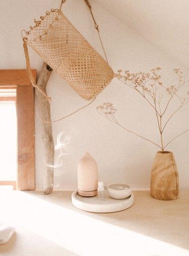 Sylvia Tribel  attic window